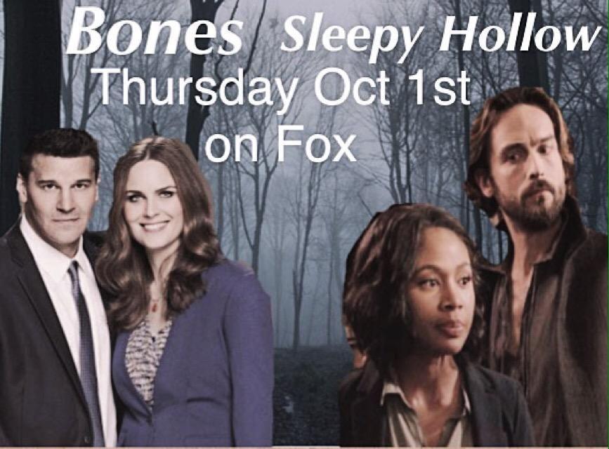 @David_Boreanaz ha! Fox needs to walk the line & straighten up & give #Bones & #Sleepyhollow some promo