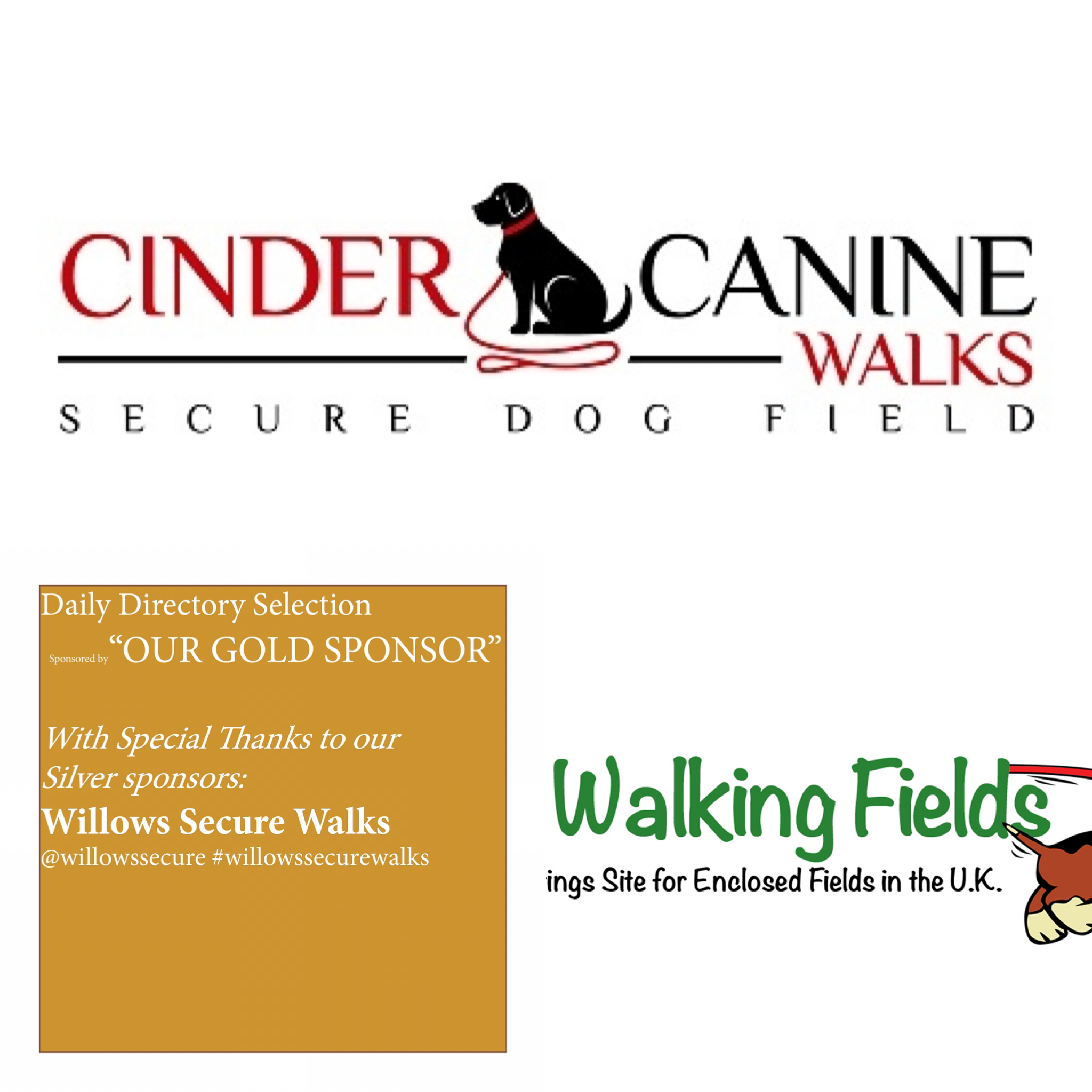 Cinder Canine Walks Fairford Gl7 4ax Http Www Cindercaninewalks Co Uk A Secure Dog Field In Fairford At The End Dog Play Area Dog Walking Dog Exercise