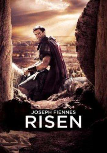 Risen for Rent, & Other New Releases on DVD at Redbox