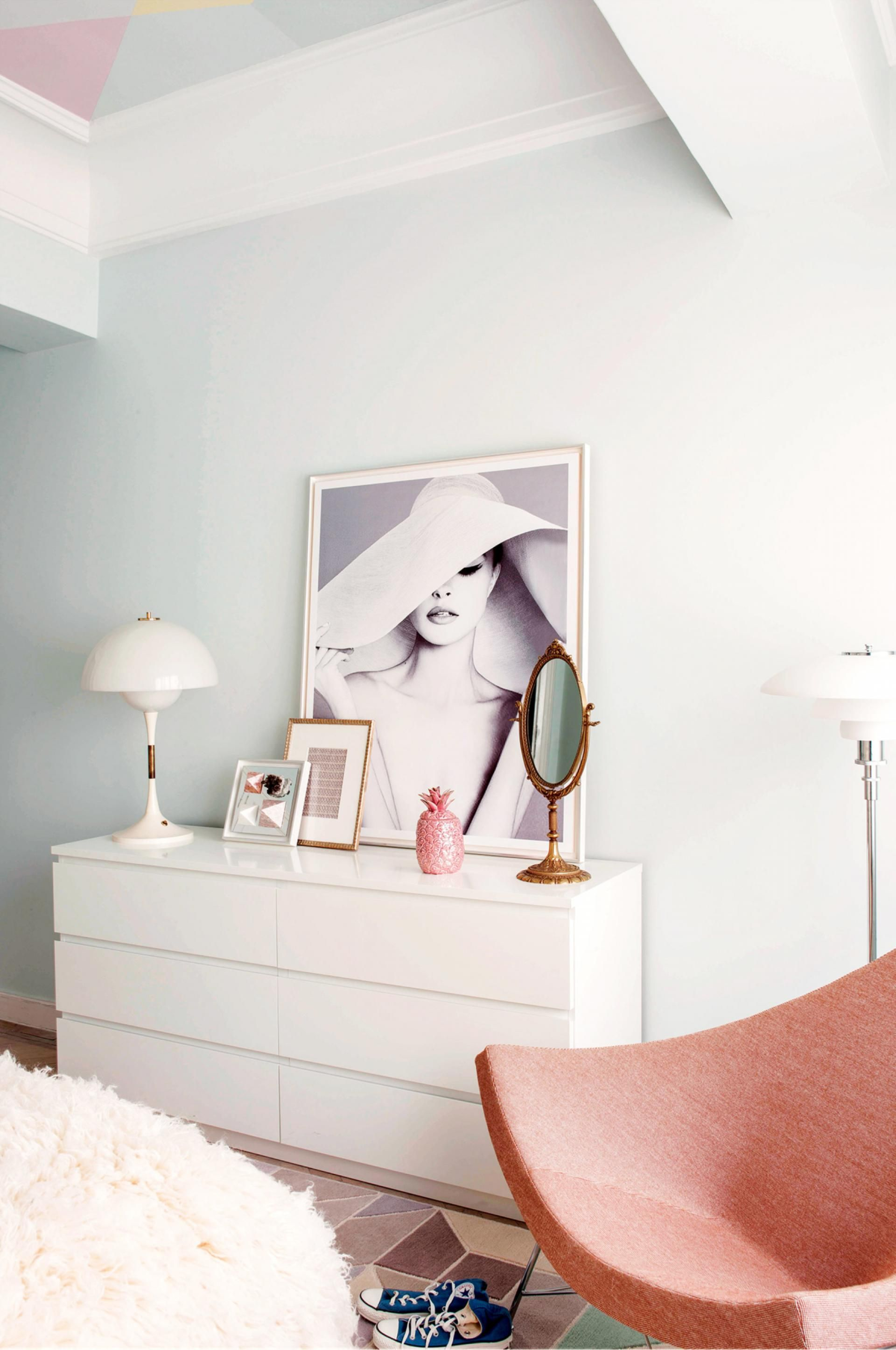 Ikea \'Malm\' dressers | Décorer, créer, célébrer. | Pinterest ...