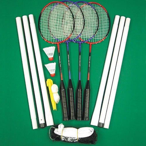 Gamecraft Badminton Set Walmart Com Badminton Set Badminton Badminton Games