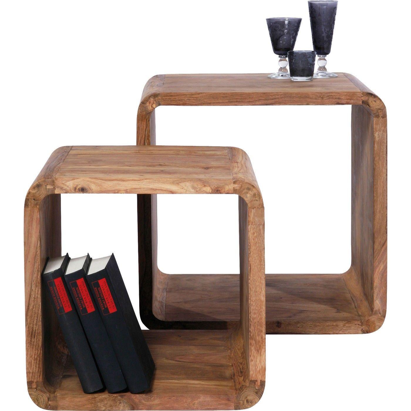Authentico Cuben Square 2 Set 249 Kare Design Regal Regal Design