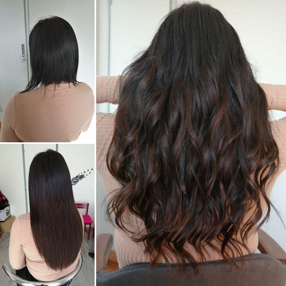 23++ Longueur cheveux maximum le dernier