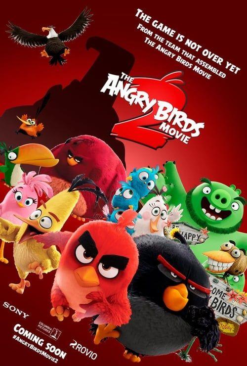 Descargar Angry Birds 2 2019 Pelicula Online Completa Subtítulos Espanol Gratis En Linea Angry Birds Movie Angry Birds Full Movies