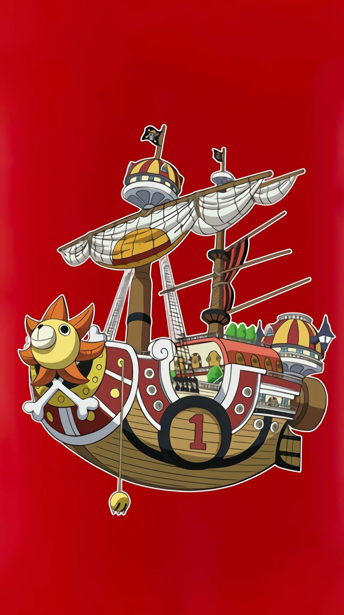 Thousand Sunny One Piece Wallpaper Iphone 8279db793c3