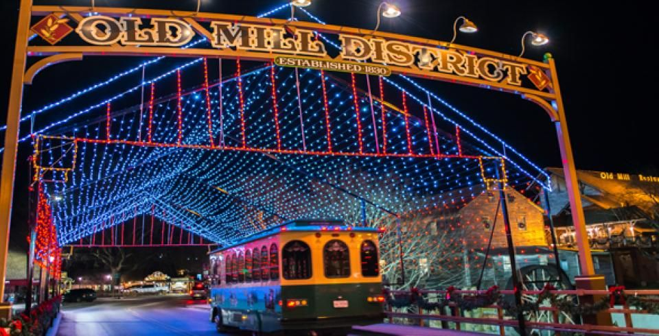 Experience 12 Days of a Tennessee Christmas Tennessee