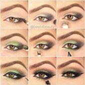 Photo of Eyeshadow step by step #Eyeshadows #BeautyBlog #MakeupOfTheDay #MakeupByMe #Make…,  #Beauty…