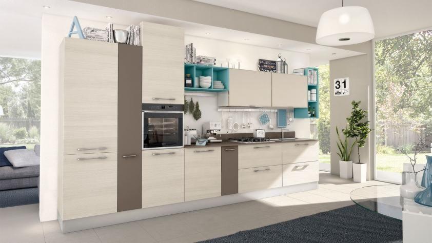 Noemi - Cucine Moderne - Cucine Lube | Kitchen | Pinterest