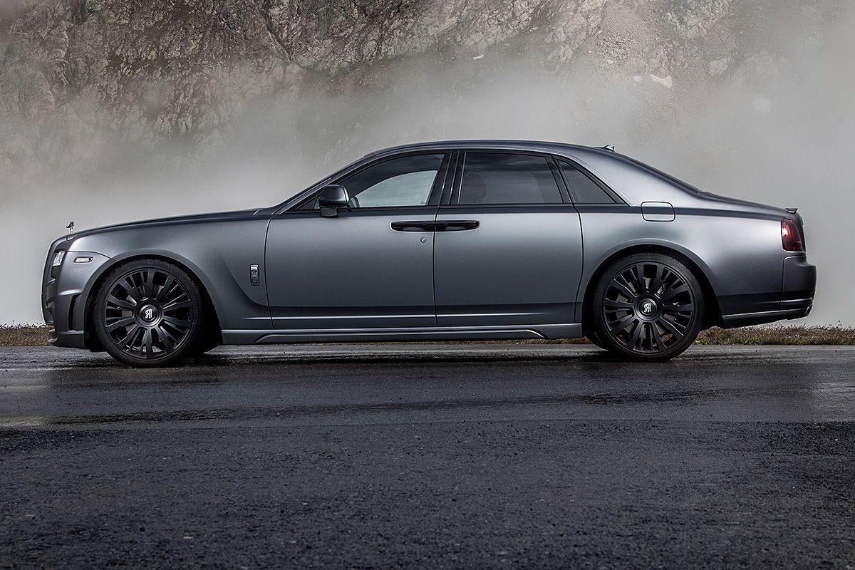Rolls-Royce Ghost von Spofec