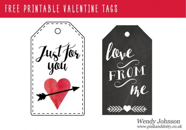 Free valentine gift tags printable ephemera pinterest gift free valentine gift tags printable negle Images