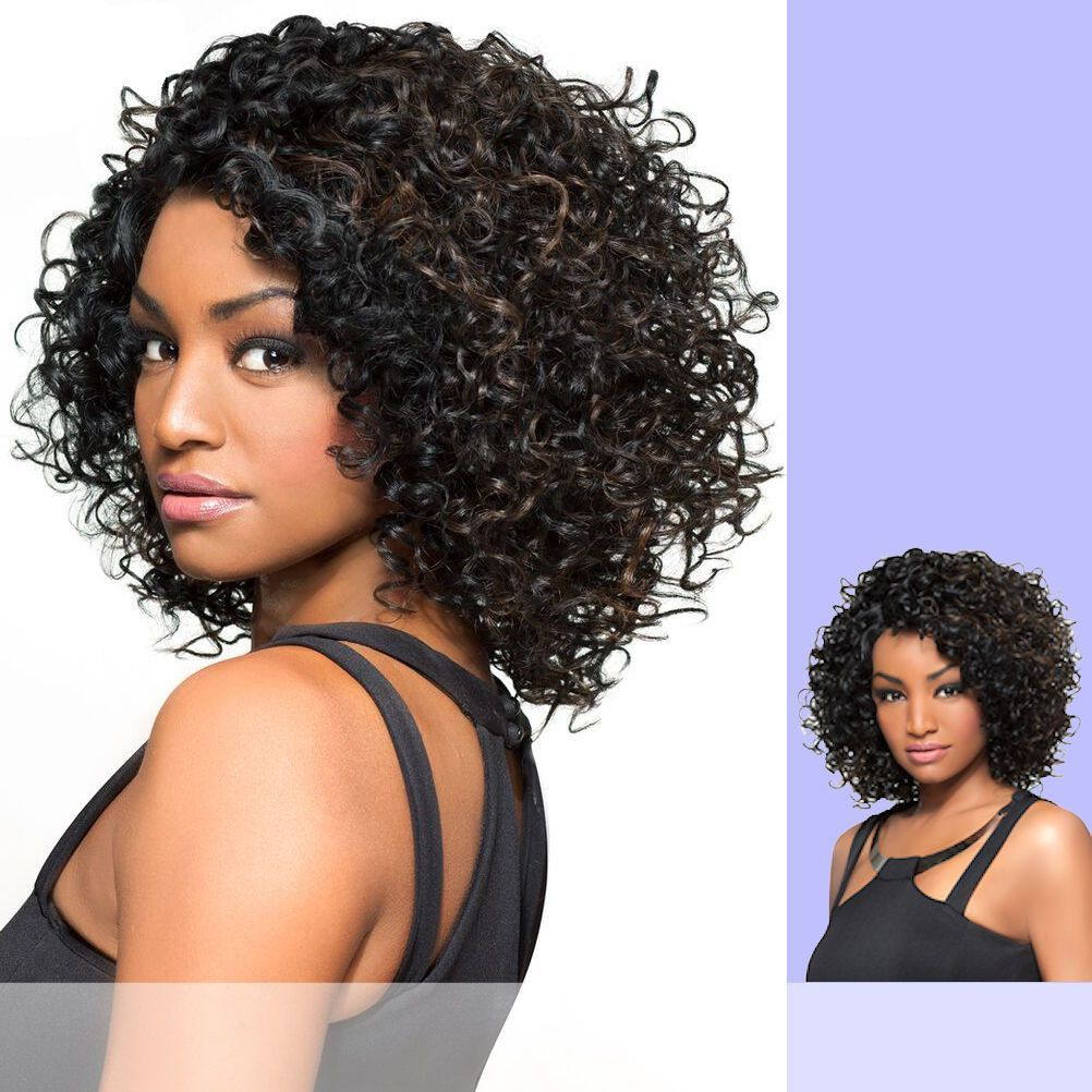 JOSIE (Carefree Collection) - Heat Resistant Fiber Lace Front Wig