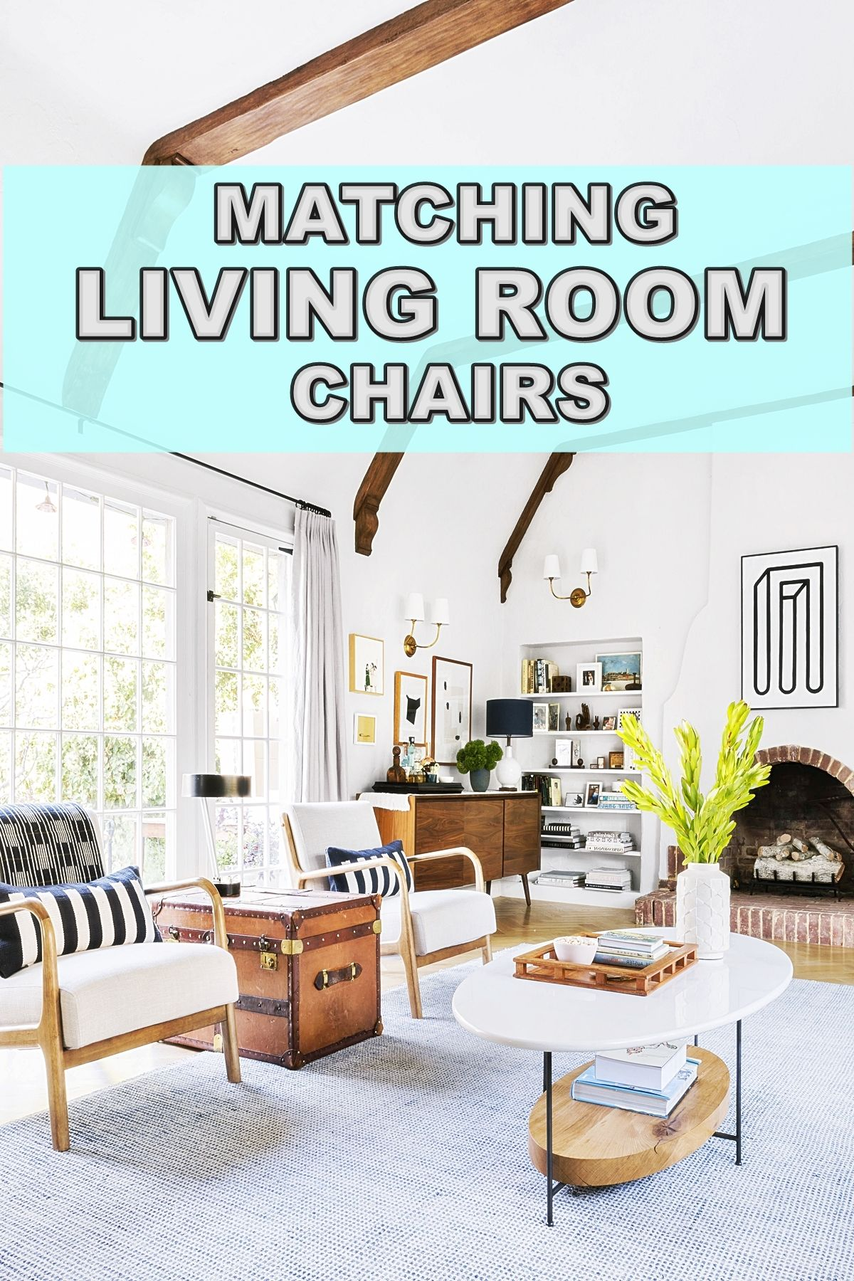 Matching Living Room Chairs Trends 7  Living room chairs