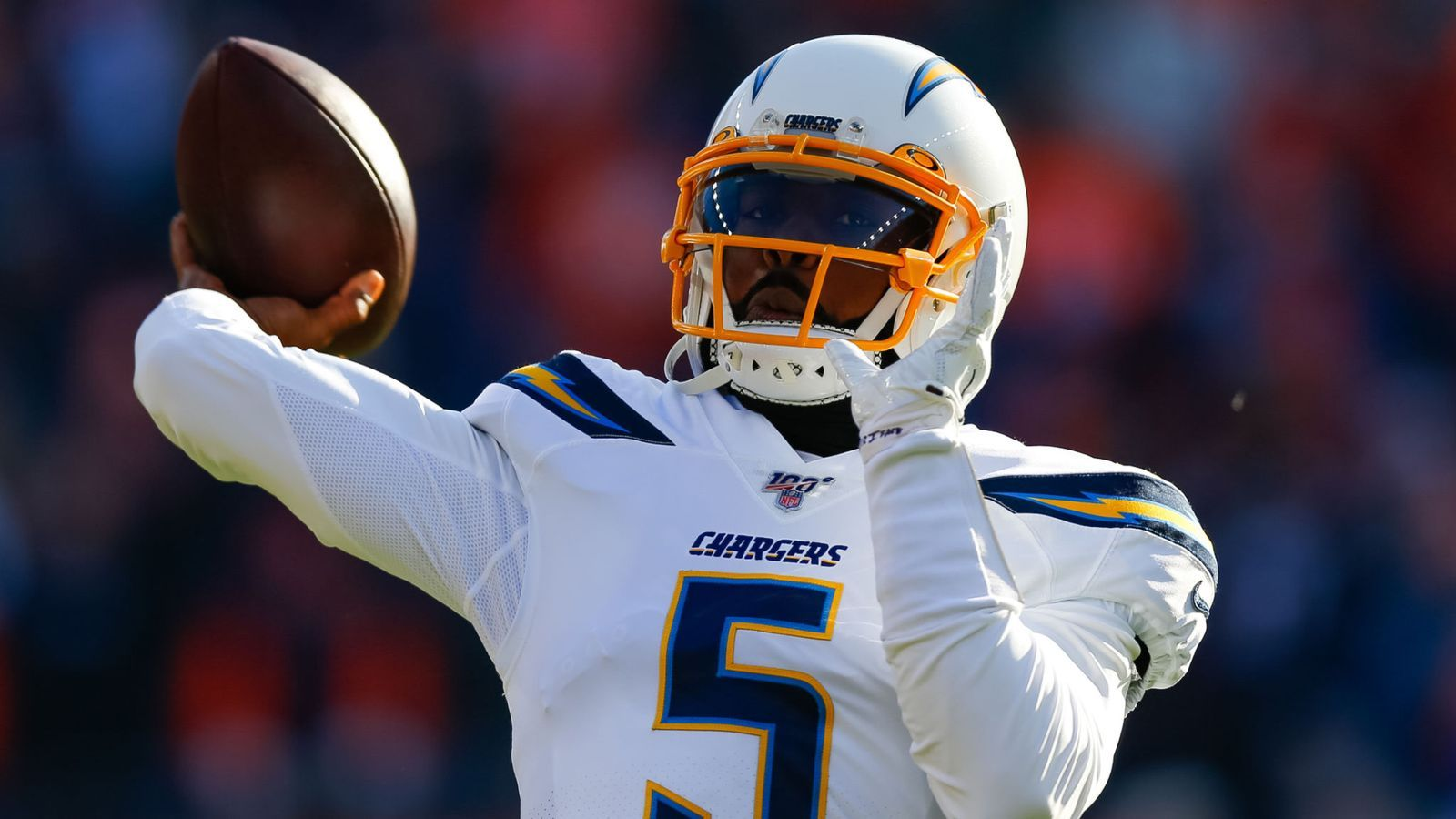Lynn Taylor could be Chargers' starting QB National