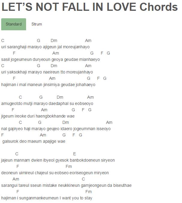 kpop chords Read kpop/cpop/jpop guitar chords from the story kpop/cpop/jpop guitar chords and lyrics by imnotyummy (satansoo) with 6,257 reads utapri, chords, music 안녕하.