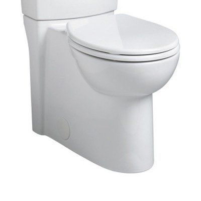 American Standard Concealed Trapway Round Toilet Bowl