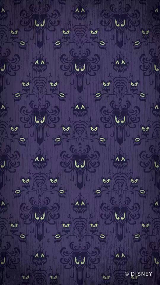 Haunted Mansion Cell Phone Wallpaper Disney, Disneyland