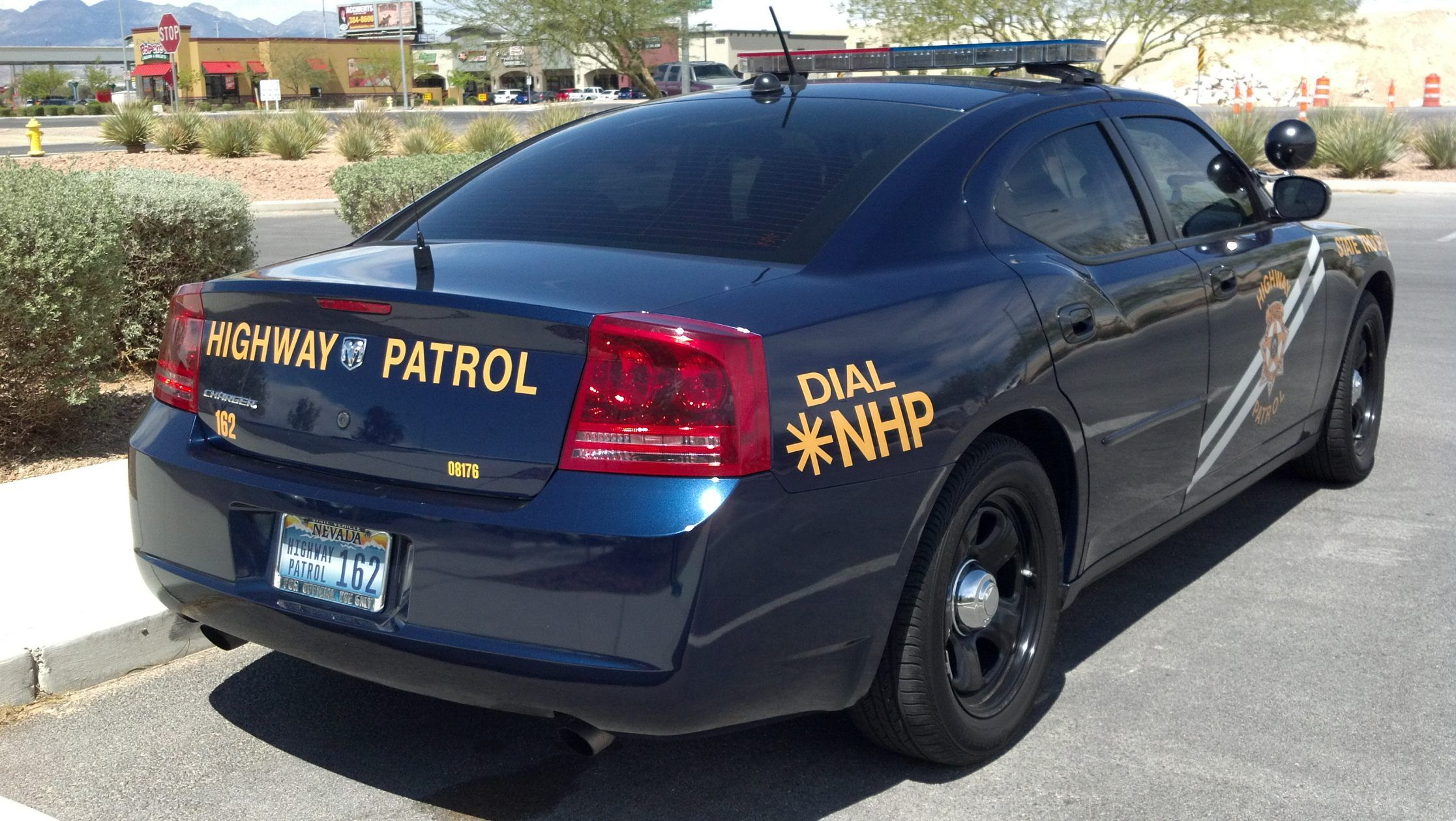 Nevada Highway Patrol 2010 Dodge Charger With Images State