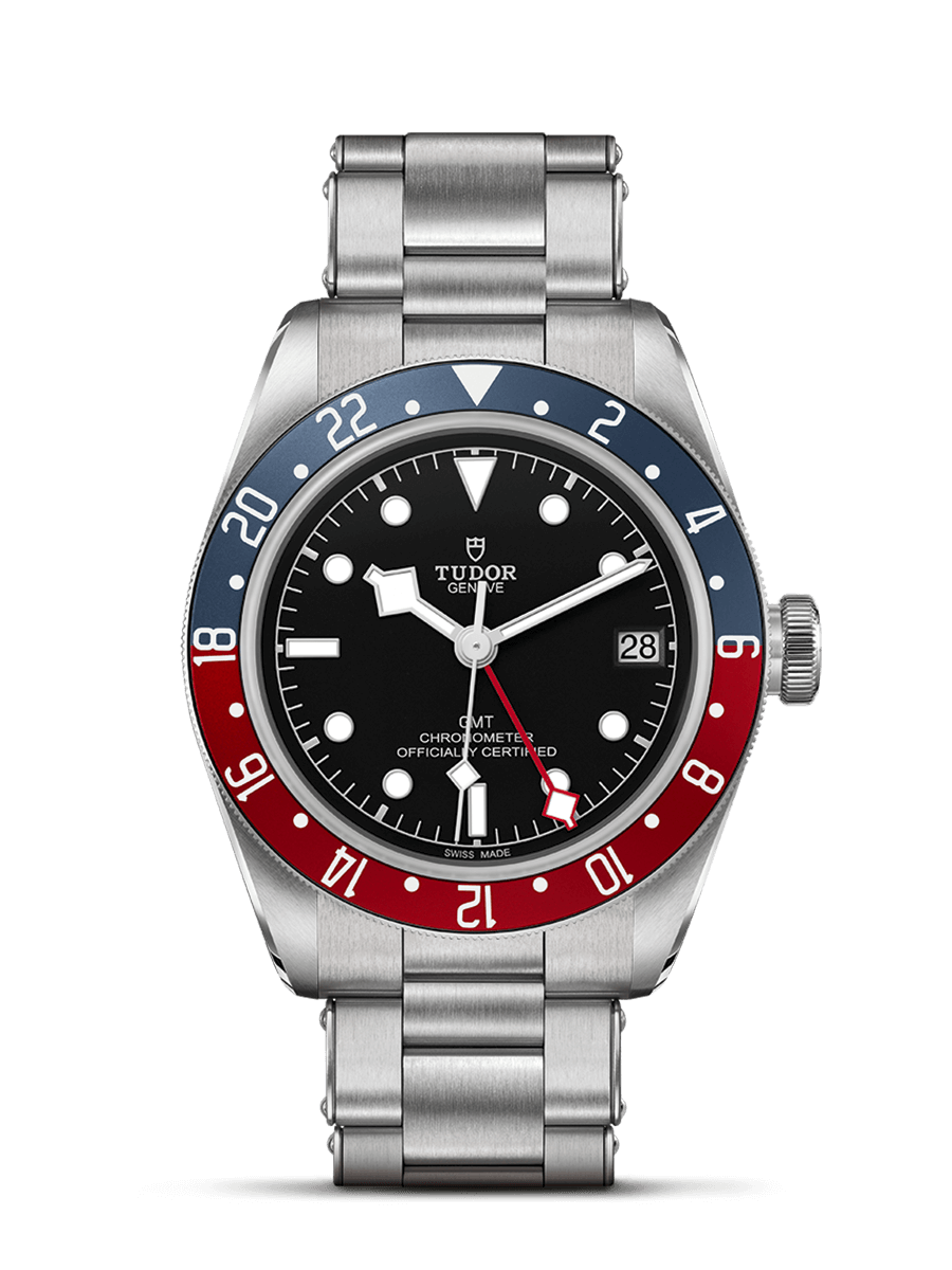 Neue TUDOR Black Bay GMT Uhr – Baselworld 2018 - m79830rb-0001