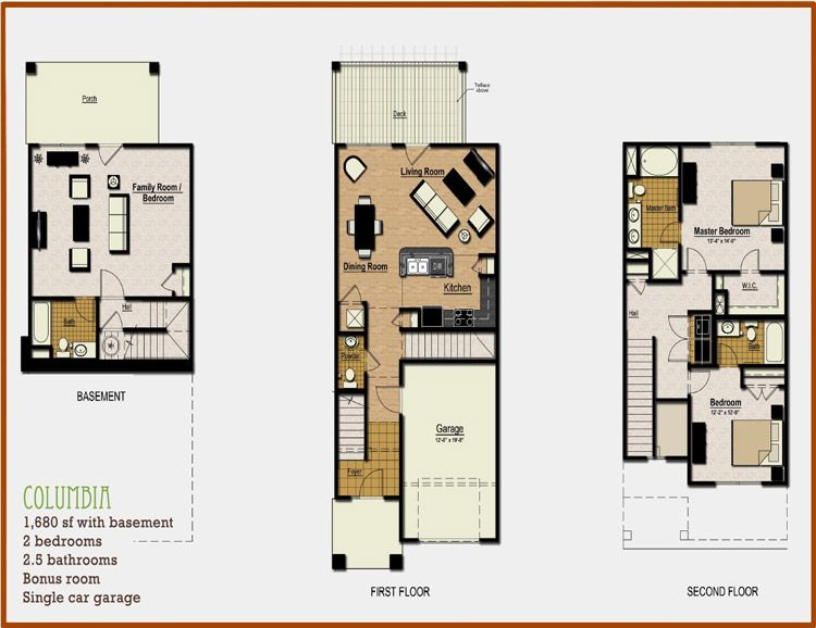 House Plans With Basement Apartments Escortsea Small Apartment Floor Free South House Plans Basement House Plans Basement Apartment