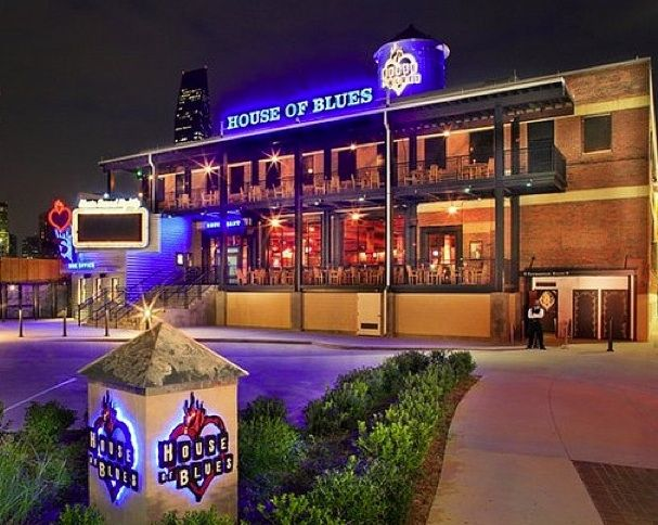 Dallas House Of Blues Building In Victory Park Sells To New