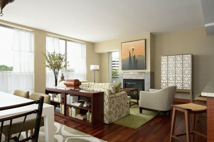 Wohnzimmer Beautiful Rooms Pinterest Room - wohnzimmer grun braun weis