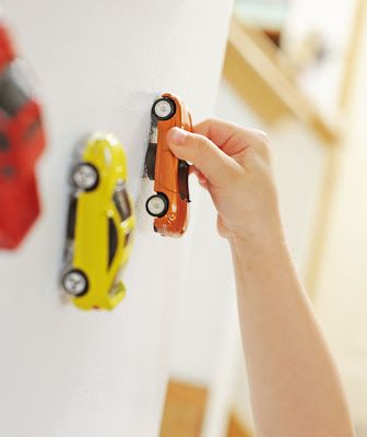 Diy Toy Car Fridge Magnets Simple For All Of You With Boys I Could