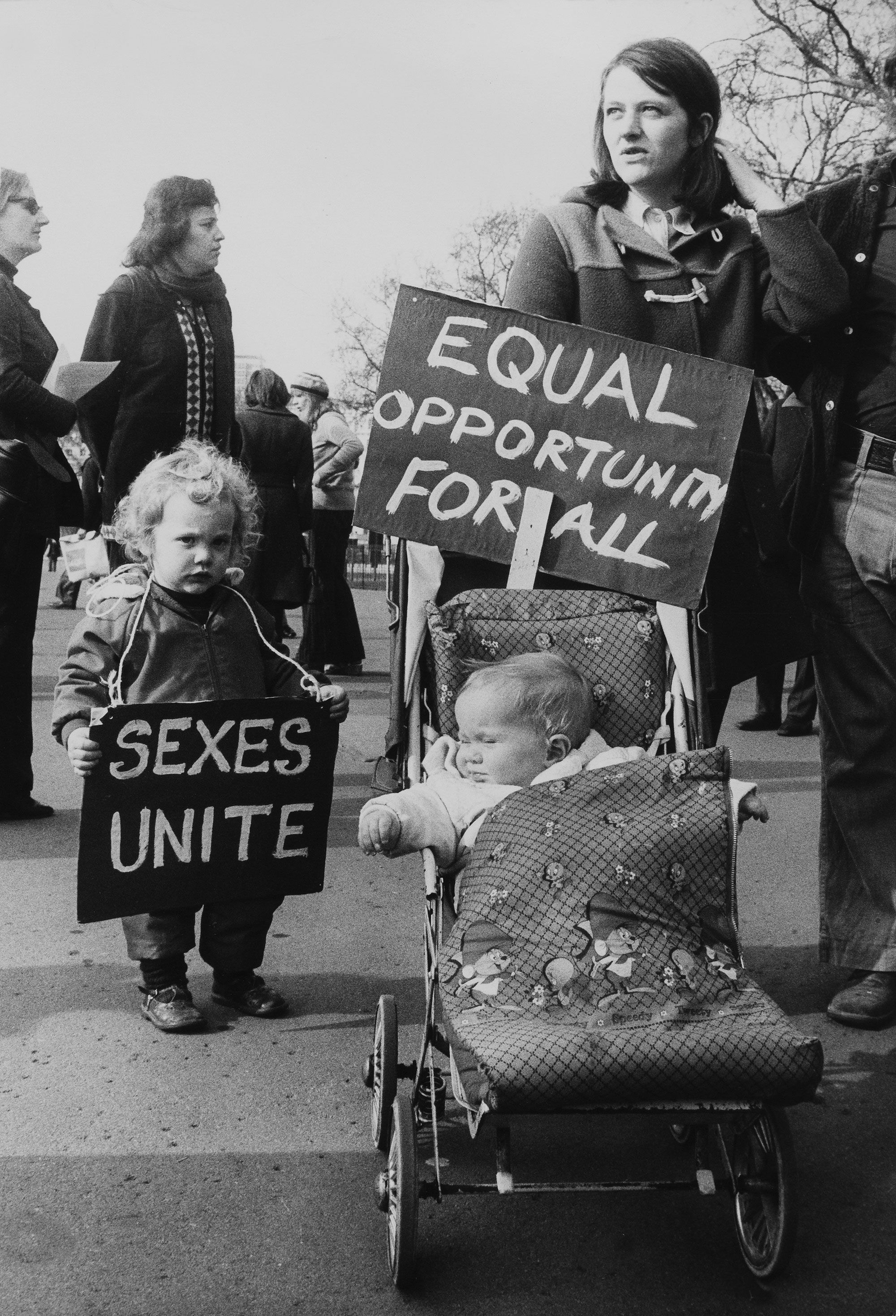 The Best Signs From 50 Years Of Women S Day Protests Feminism Photography Women Empowerment Art Radical Women