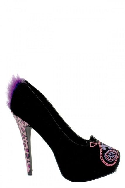Kitty-Korkkarit - Kengät - Underground Store & Piercing Studio #kitty #shoes #heels #toofast #undergroundstore