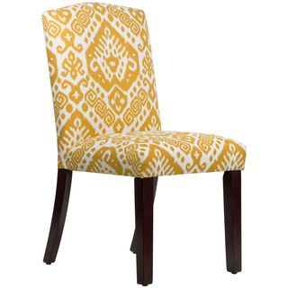 Shop for Skyline Furniture Safi Maize Upholstered Arched Dining Chair. Get free…