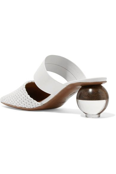 Neous Masdevallia leather mules clearance best sale free shipping online ScH2X
