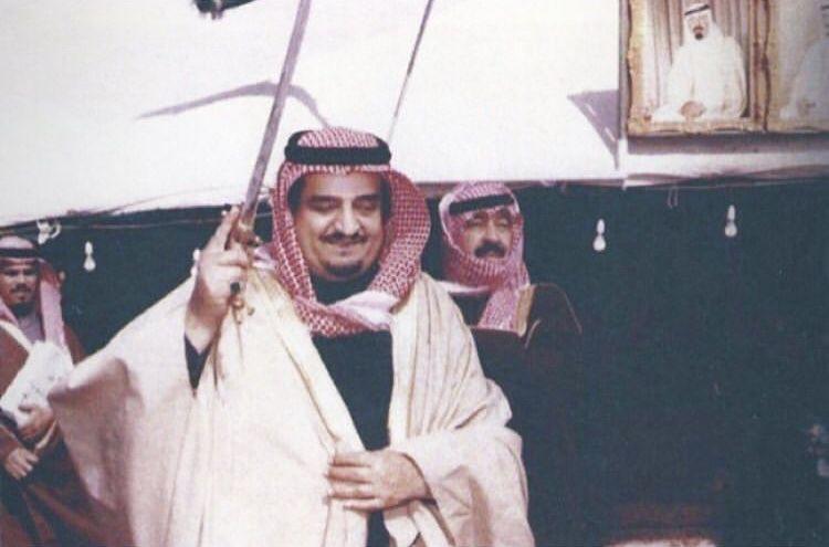 King Fahd King Abdullah Saudi Men Arabian Art Ksa Saudi Arabia