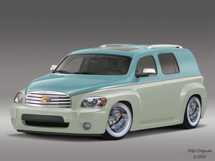 2006 Chevy Hhr Body Kits Google Search Chevy Hhr Chevy
