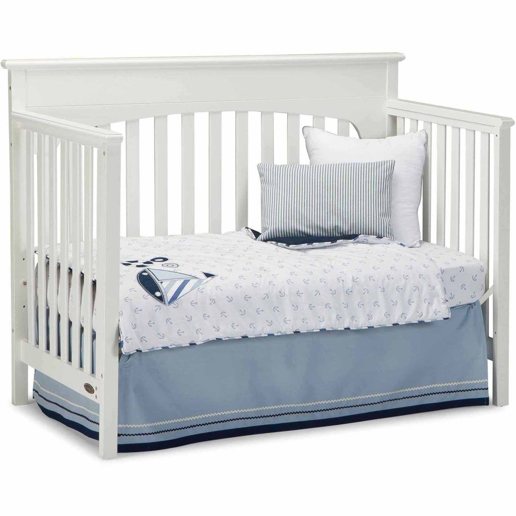 Turn Graco Crib Into Toddler Bed Crafts Pinterest Cribs Baby