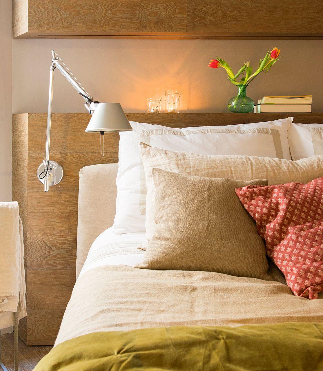 mirada detallada estilo de moda de 2019 textura clara En la cama Funda nórdica de Zara Home. Plaid y cojines de ...
