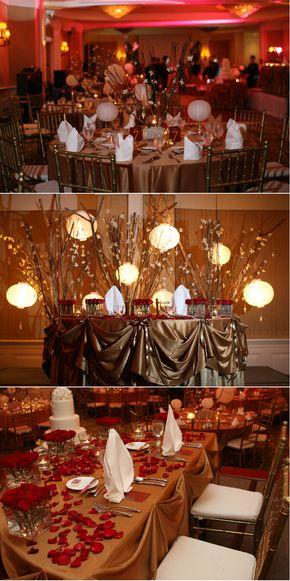 Japanese theme Wedding | Japanese wedding, Japanese ...