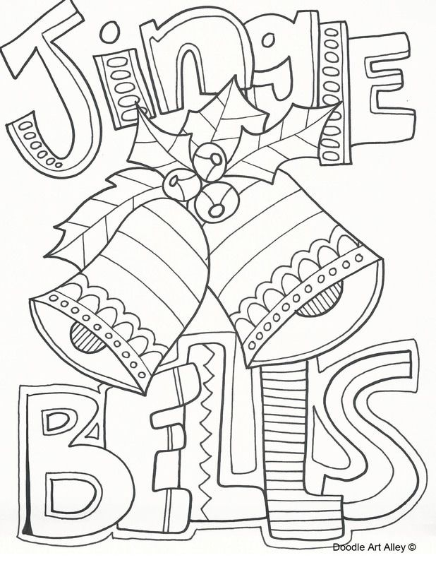 Picture | HOLIDAY PATTERNS AND COLORING PAGES | Pinterest