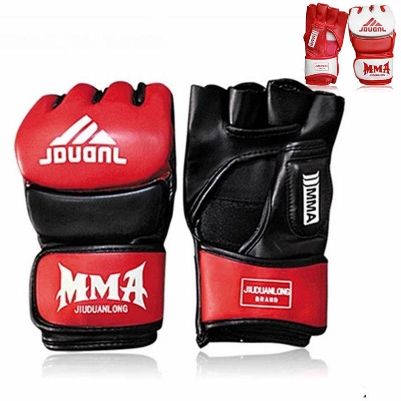 Boxing Gloves Kickboxing Gloves for Kickboxing MMA TKD Thai Kick Punching Glove