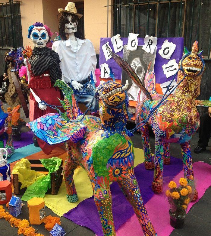 Pin en Artesanía y tradiciones de México