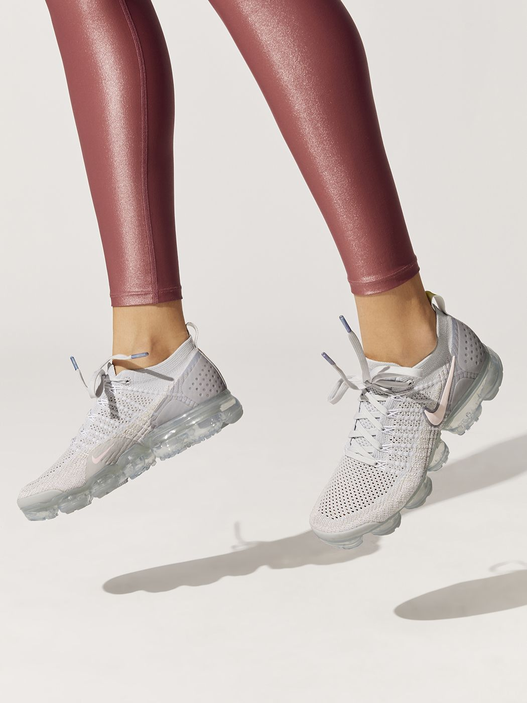 1f511d71cf97 W Nike Air Vapormax Flyknit 2 in Pure Platinum arctic Pink-white-pure  Platinum by Nike from Carbon38