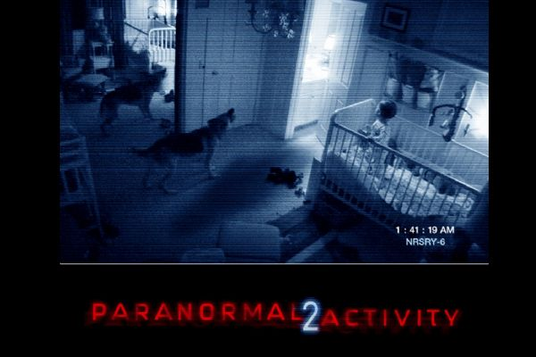 paranormal activity 2007 poster - Google Search