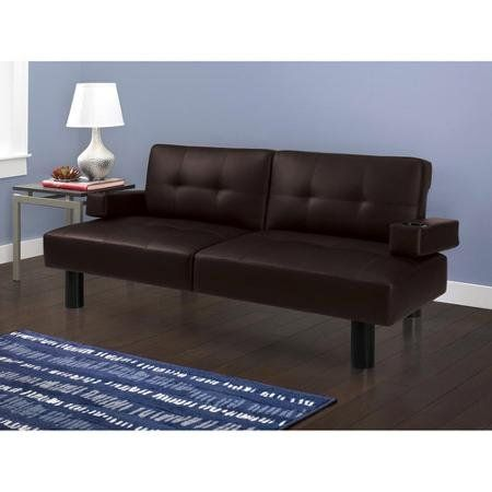 Mainstays Connectrix Futon Brown To View Further For This Item Visit The Image