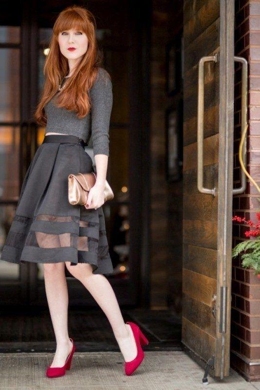 c730af0b2ea christmas-outfit-ideas-2017-21 66 Magnificent Christmas Outfit Ideas 2017