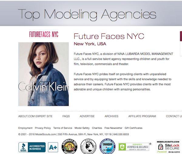 Top Modeling Agencies Image By Nina Lubard Model
