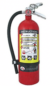 Top 10 Best Fire Extinguishers In 2019 Reviews Fire Extinguisher Fire Smoke Alarms