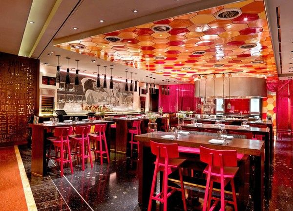 Las Vegas Dining Gives You The World