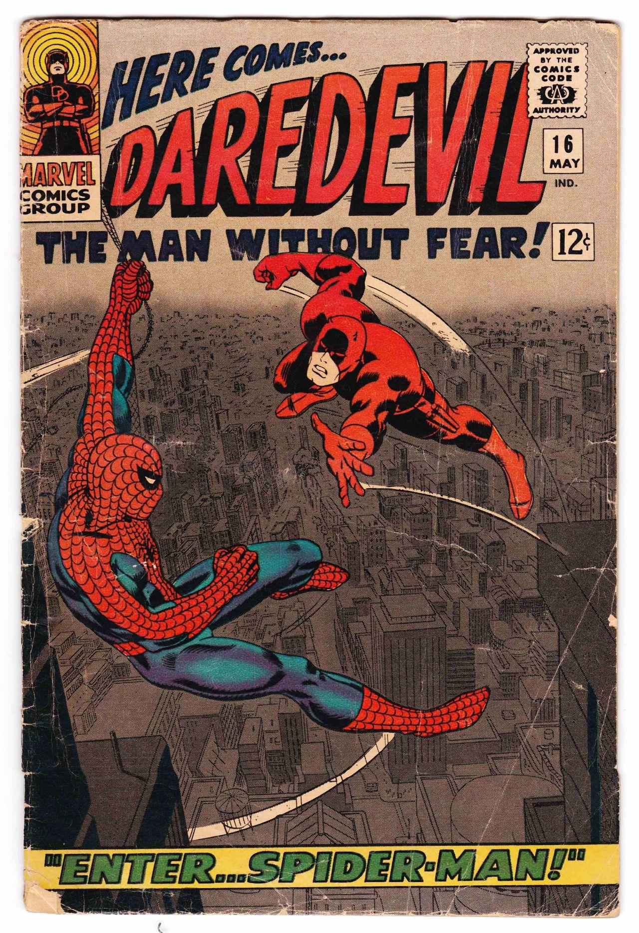 Daredevil x Spider-Man