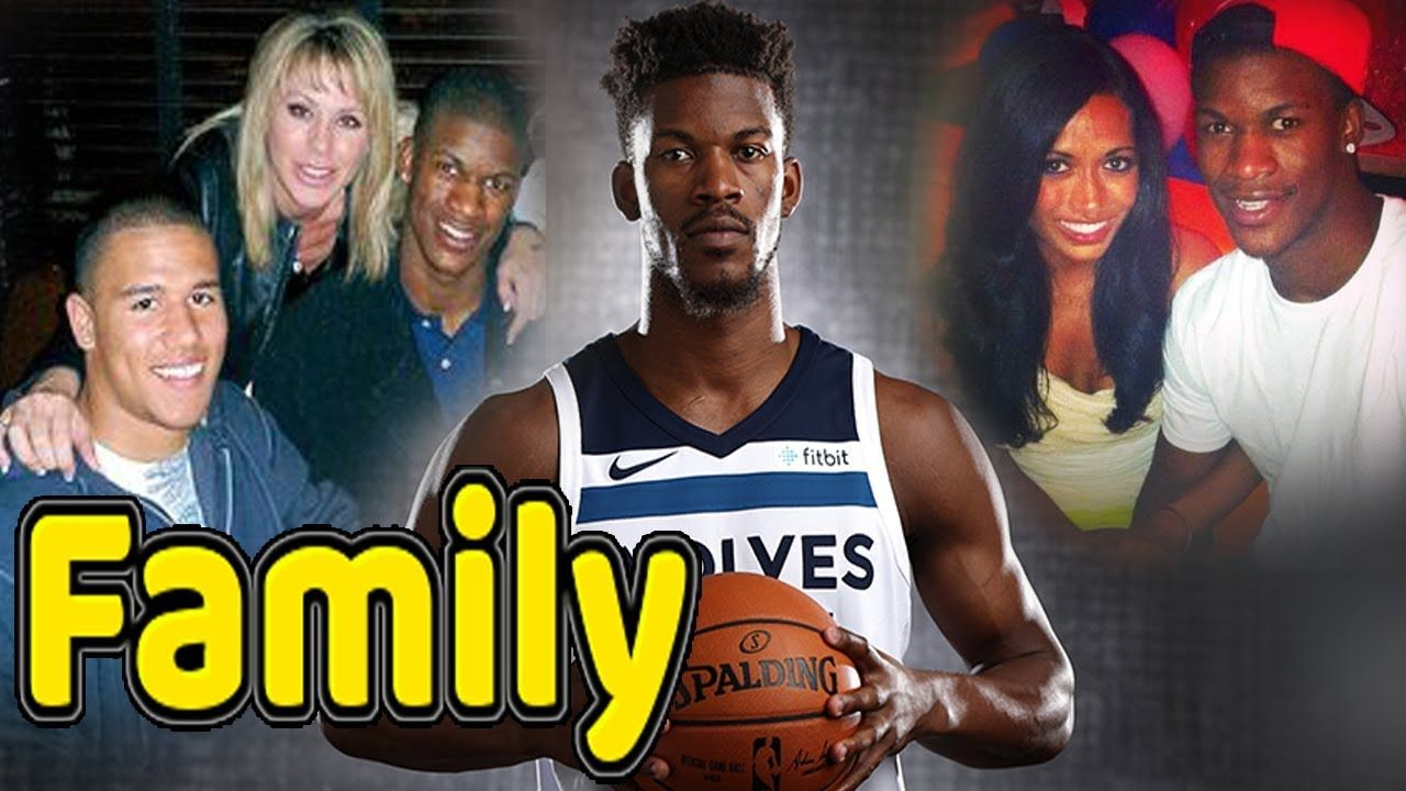 Jimmy Butler Family Photos With Parents And Girlfriend 2018 Sports Gallery Famous Sports Sports Update