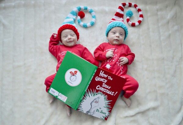 How the grinch stole Christmas Babies ♡♡♡ Babies Pinterest