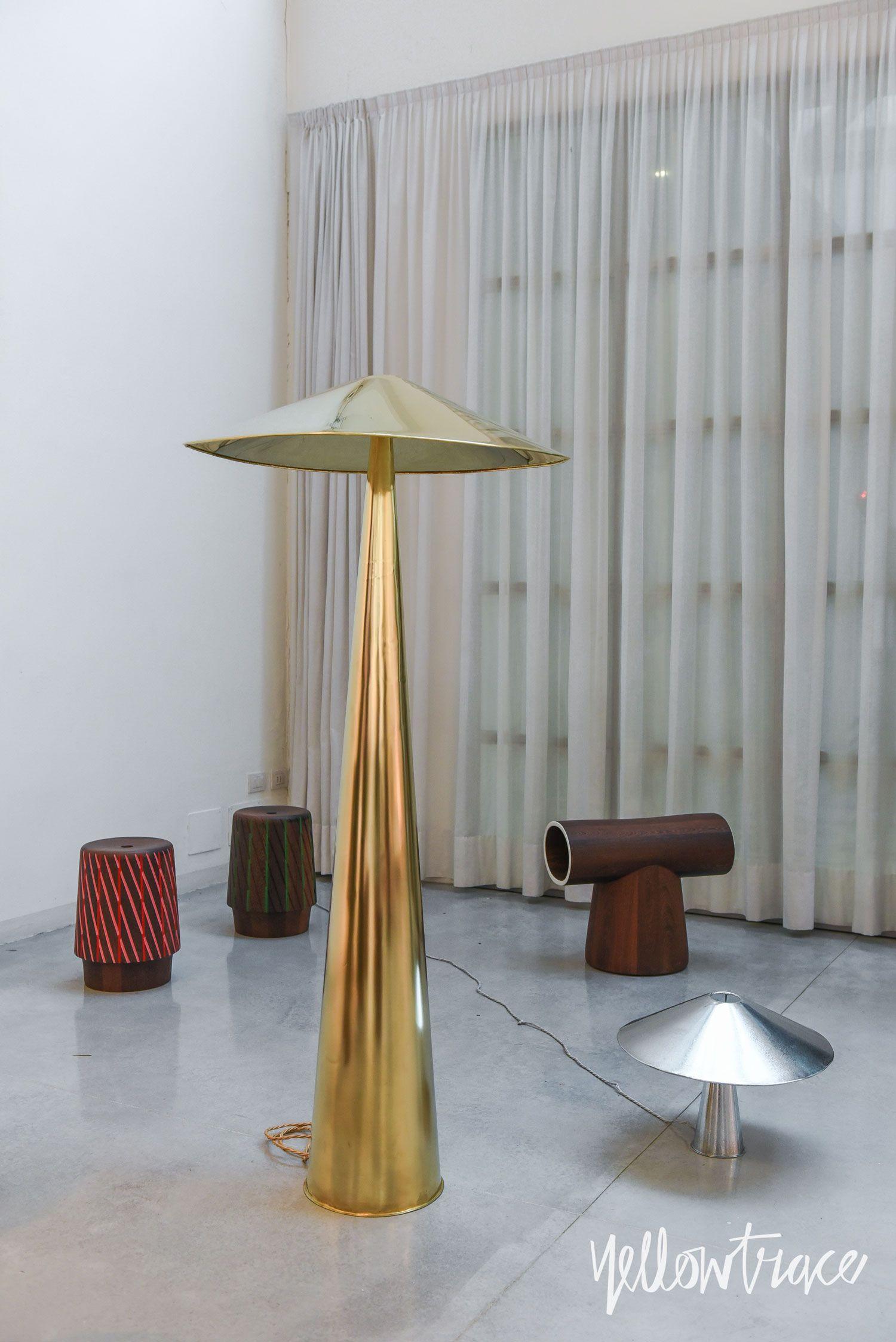 Milan Design Week 2018 Highlights Lebone Lamp By Ines Bressand