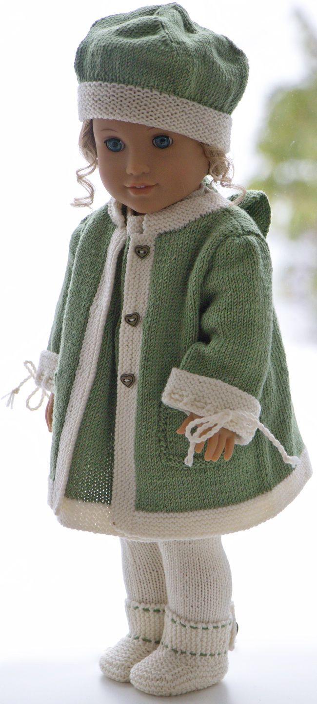 ein hübsches Outfit für Ihre Puppe #americandolls
